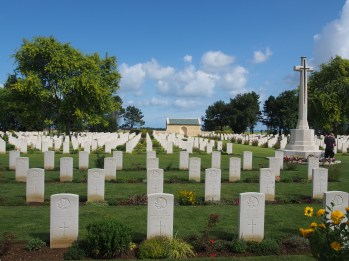 Canadian Military Cemetary