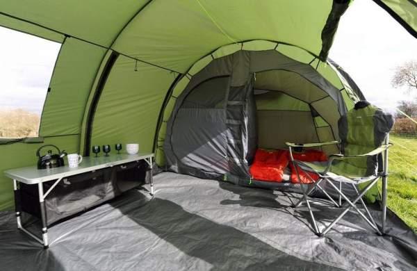 Eurohike Buckingham 6 Man Tent Review Classic Series 4