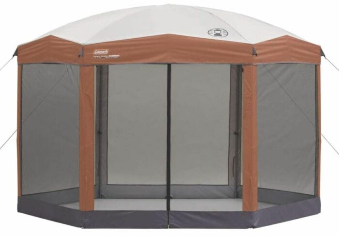 18 best screen houses for camping in