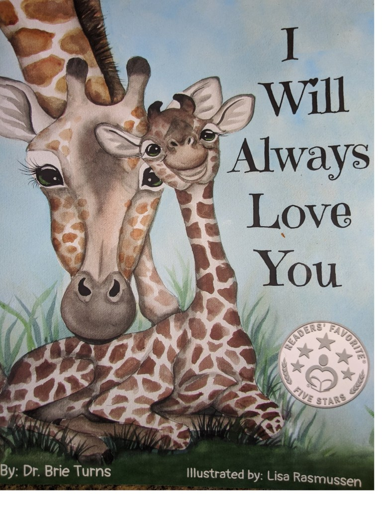 Book - I will always love you