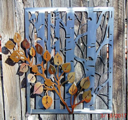 G Squared Metal Art - Booth 518
