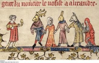 mad medieval society