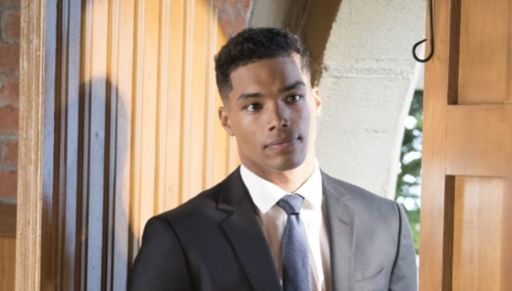 Rome Flynn shows diversity at CBS
