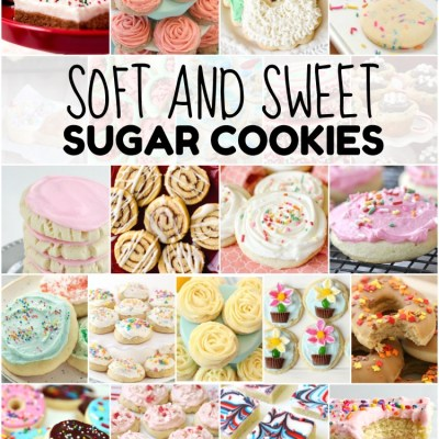 BEST SUGAR COOKIE RECIPES