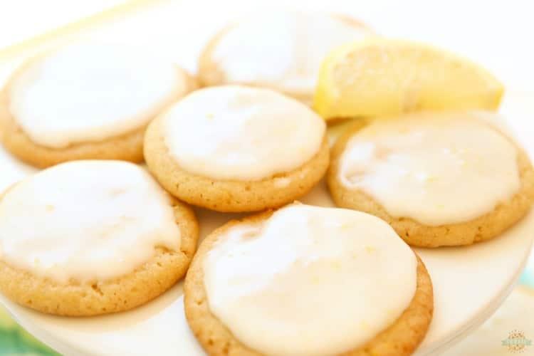 the best lemon cookies recipe