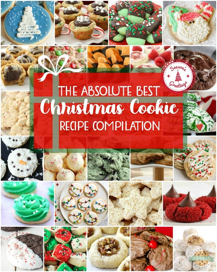 Picture Perfect Christmas Cookies : picture, perfect, christmas, cookies, CHRISTMAS, COOKIE, RECIPES, Family, Cookie, Recipes