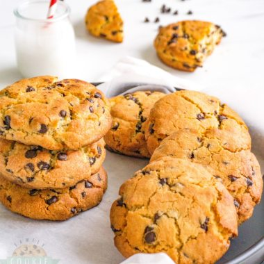 Big Soft Chocolate Chip Cookie recipe