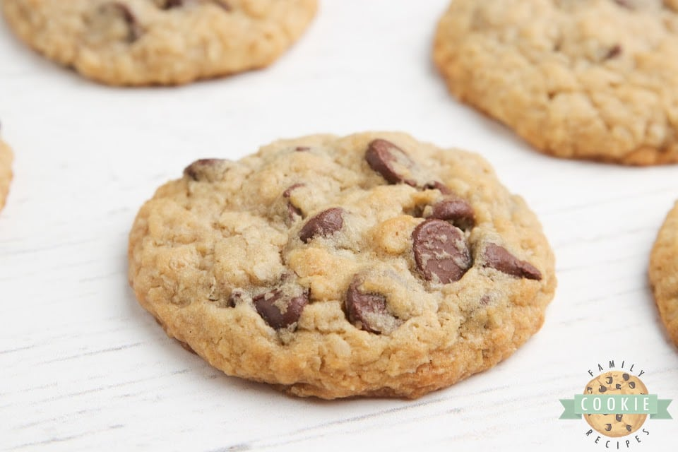 Chocolate chip cookie without eggs