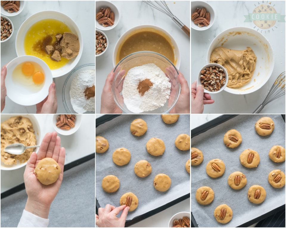 How to make Butter Pecan Cookie recipe