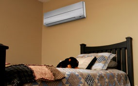 ductless air conditioning in Colonie ny