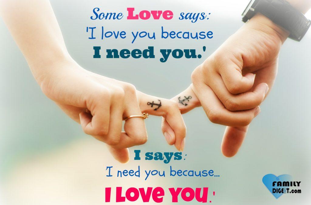 You love you need 120+ I