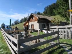 Heidi Land - Grandfather's Hut