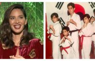 Black Belt Olivia Munn in Lego Ninjago and on the Influence of Parents