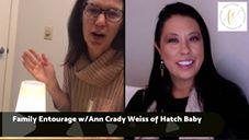 Mompreneur Series: Hatch Baby Founder Ann Crady Weiss
