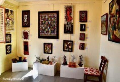 salle - galerie arts