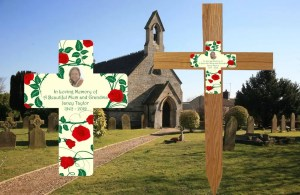 rambling rose cross