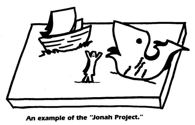 Jonah project
