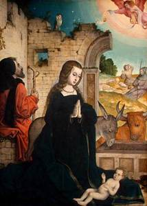 Flandes The Nativity 1508-19