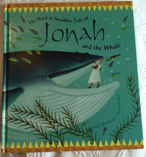Jonah and the Whale by Joyce Derham