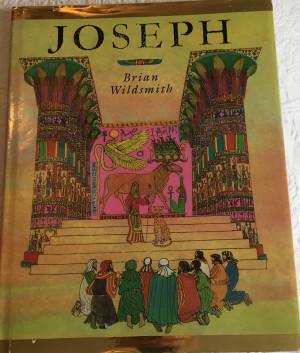Joseph by Brian Wildsmith