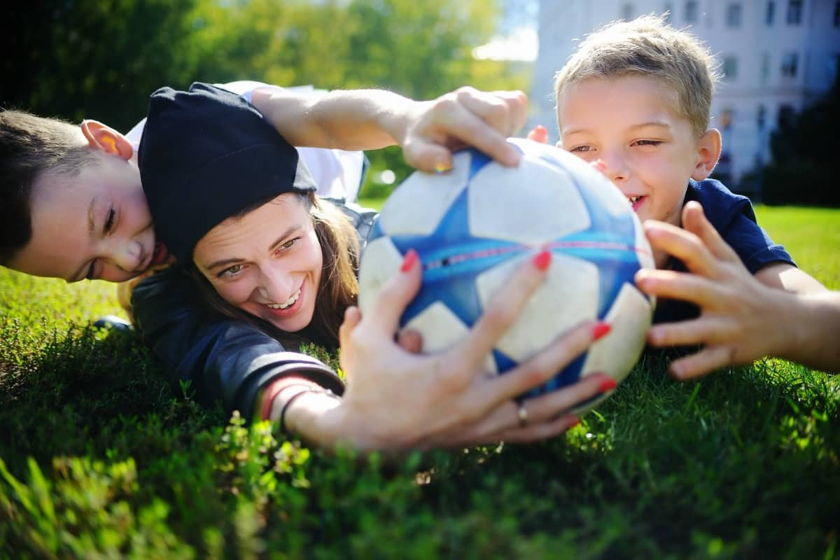 how busy moms find time to exercise