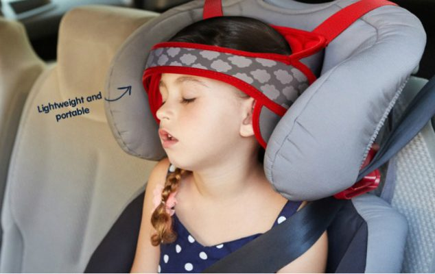 Toddler Car Seat Head Support So Your Child Can Nap