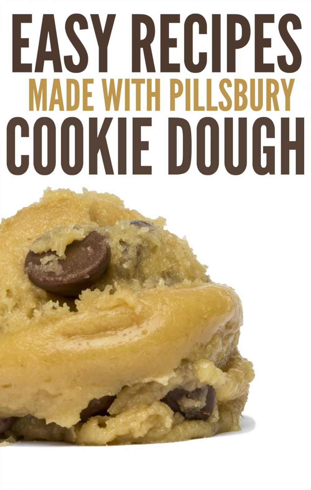 Pillsbury Cookie Dough Recipes Christmas : pillsbury, cookie, dough, recipes, christmas, Recipes, Pillsbury, Cookie, Dough, Family, Travel