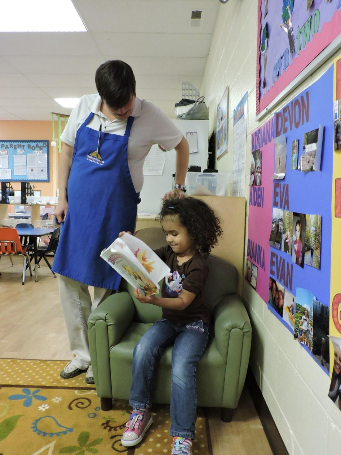 Photo courtesy of the Asheville Buncombe Preschool Planning Collaborative
