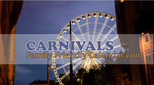 Free Family Friendly Carnivals