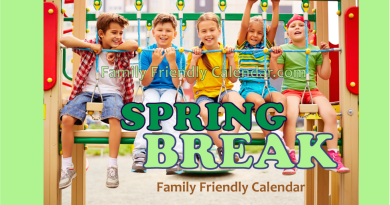 Kids Spring Break Directory