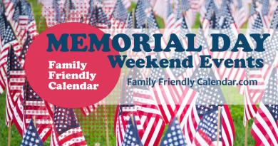 Memorial DAy Weekend Events Phoenix