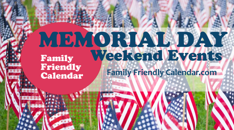 Memorial DAy Weekend Events Phoenix