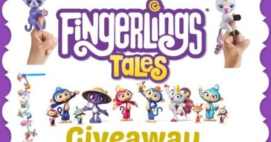 fingerlings giveaway