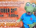 Kroctober: Free Family Event