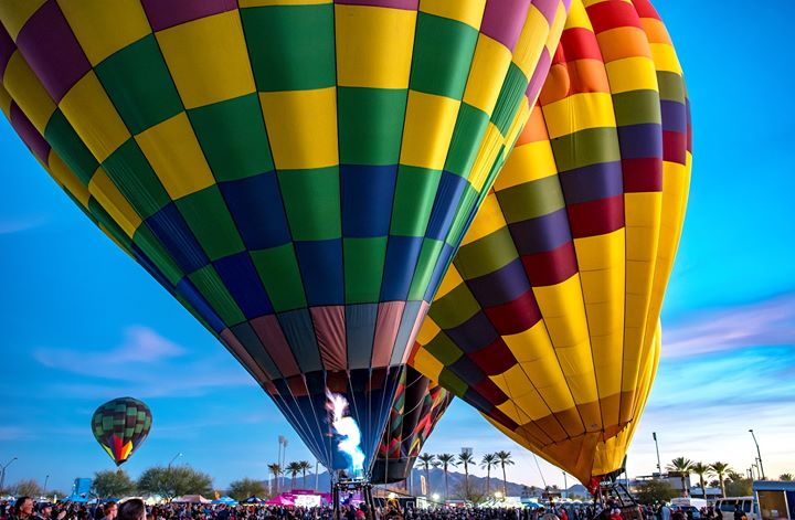 8th Annual Arizona Balloon Classic