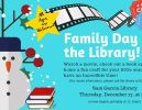 Family Day at the Library