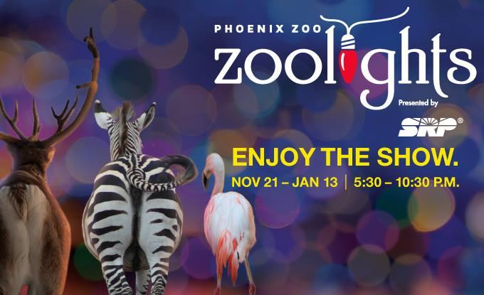 ZooLights: Enjoy the Show!