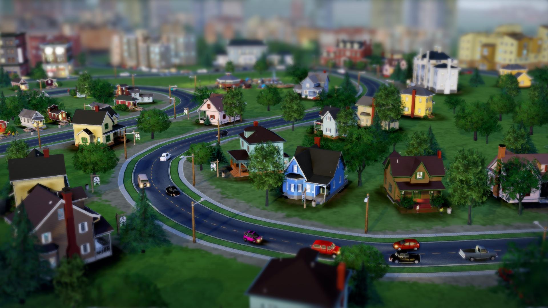 Sim City PC Family Friendly Gaming