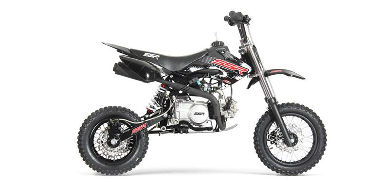 SSR Motorsports, SR110Semi PitBike, 110cc, Semi Automatic