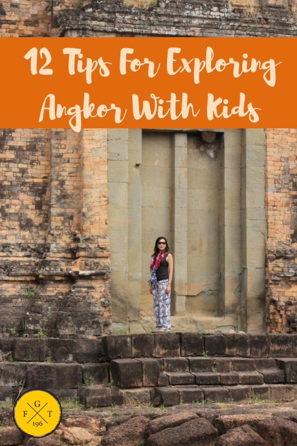 12 Tips For Exploring Angkor With Kids