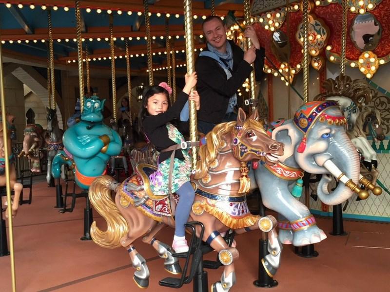 Tokyo Disneyland Tips Carousel