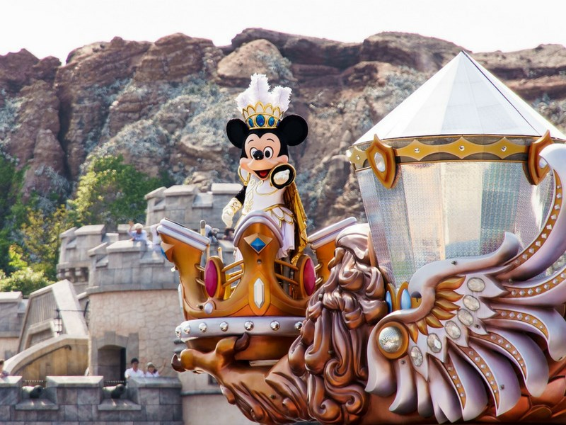 Tokyo Disneyland Tips Minnie Mouse