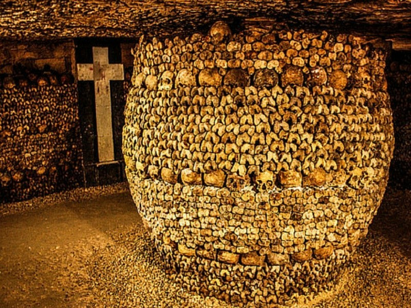 Paris for Teenagers Catacombes