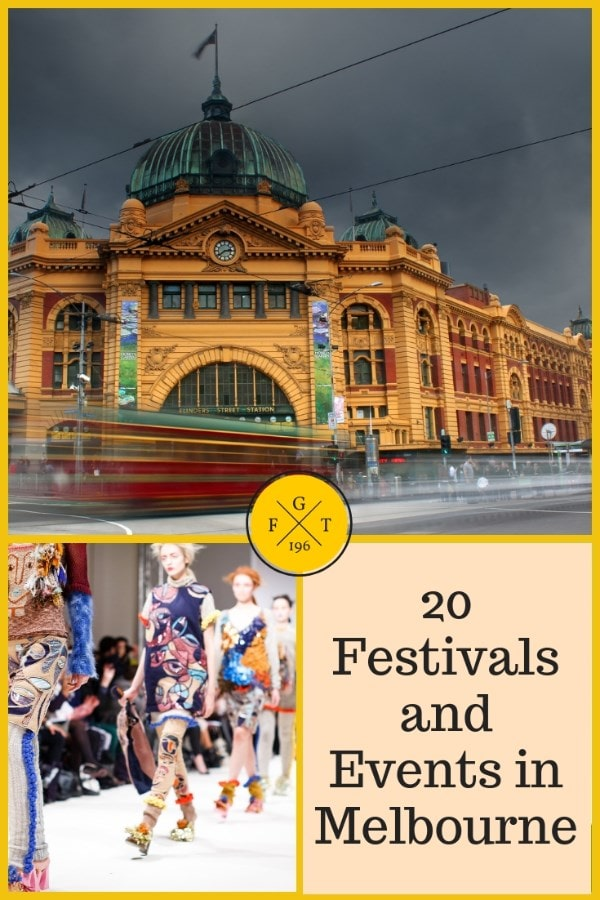 20 Festivals and Events in Melbourne