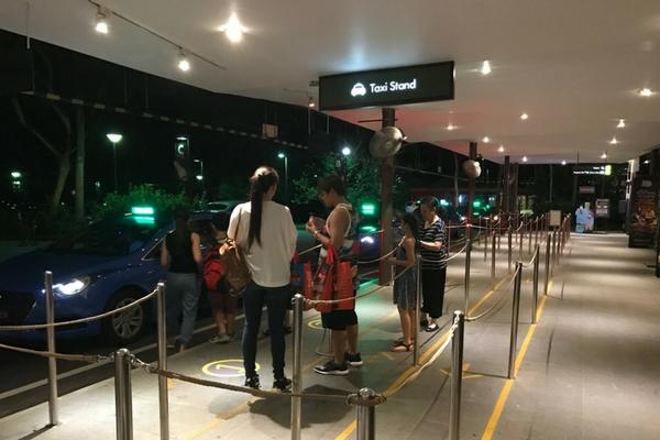 Night Sarafi Singapore