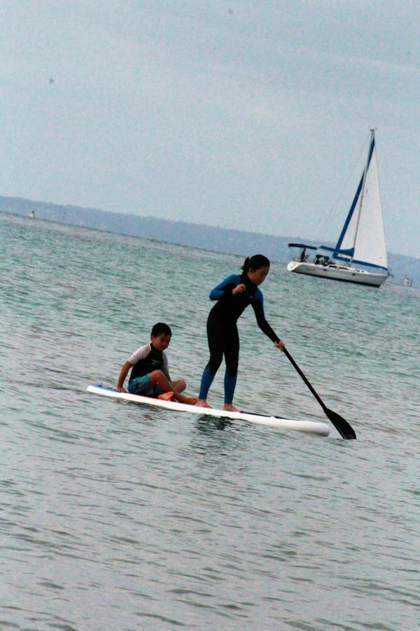 Mornington Peninsula Paddle boarding
