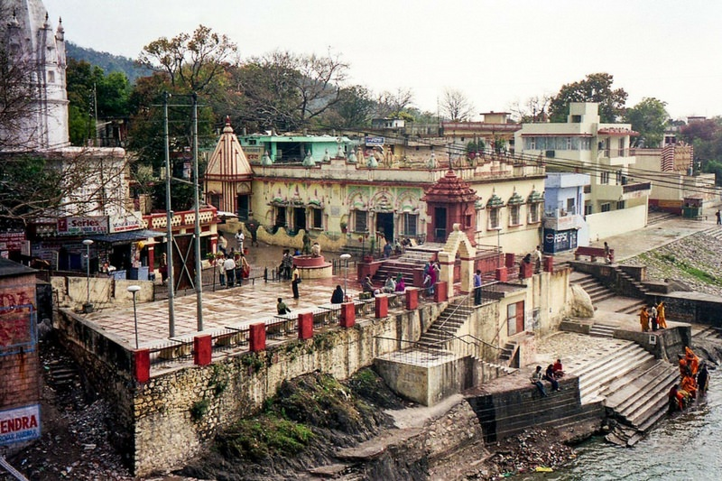Spiritual Travel Experiences Riverbanks of Rishikesh India