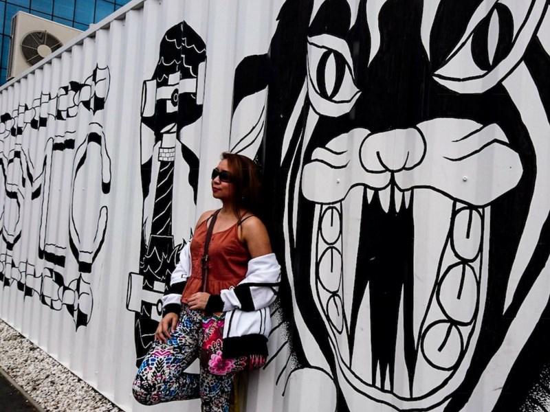 Instagrammable street art Christchurch