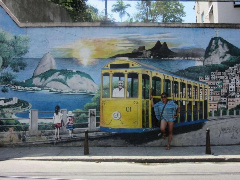 Instagrammable street art Rio de Janeiro