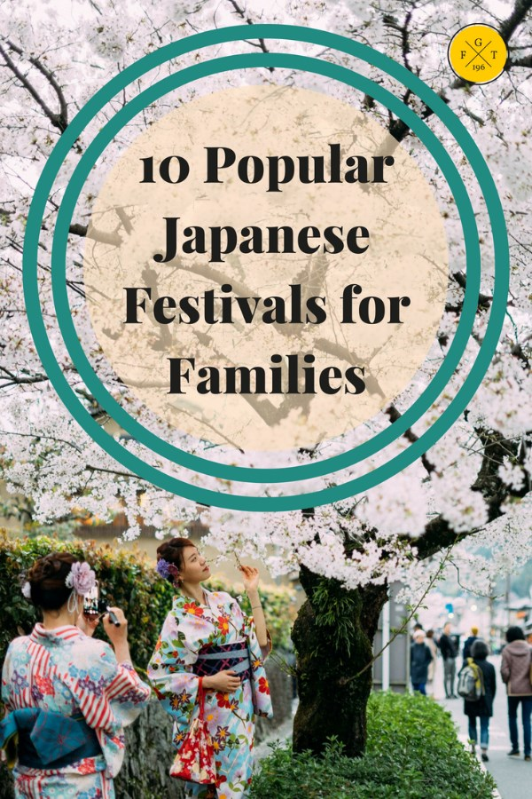 10 Popular Japanese Festivals For Families